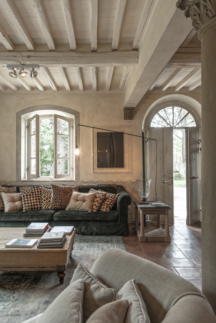 Q17 interno 5 quin for Arredamento della casa con la a